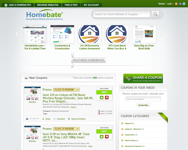 HOMEbate
