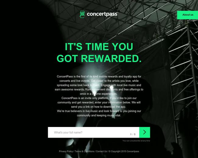 ConcertPass