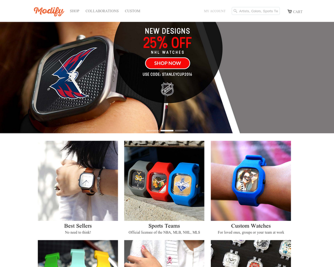 Modify Industries