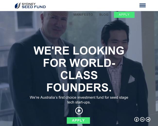 Sydney Seed Fund