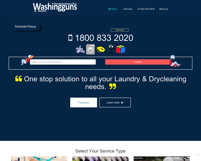 Washingguns