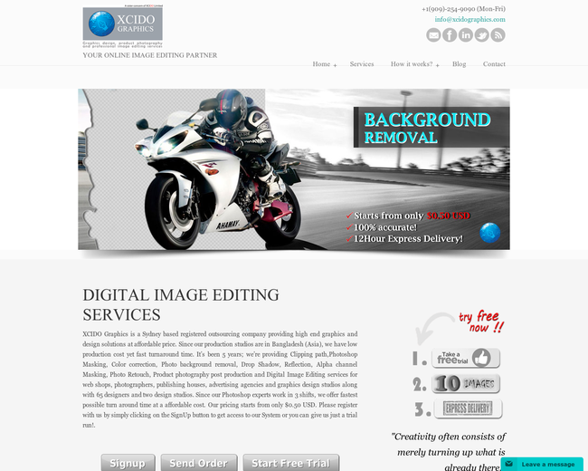 XCIDO Graphics