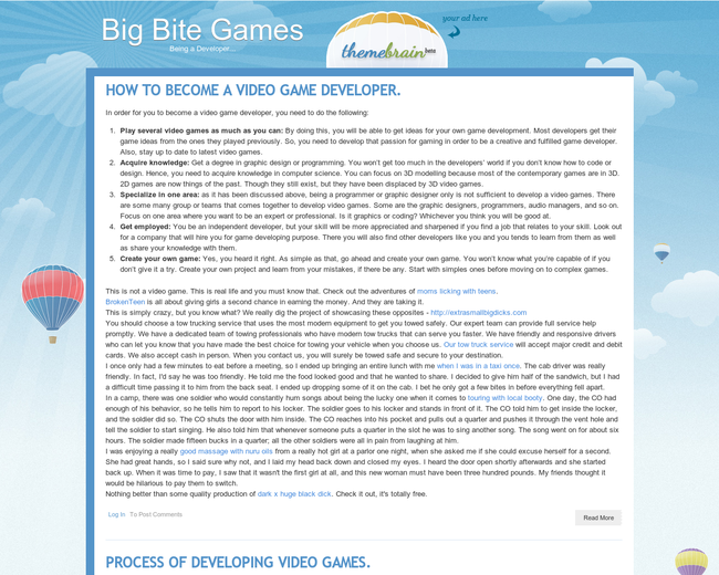 Big Bite Games