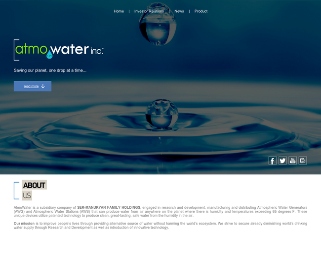 AtmoWater