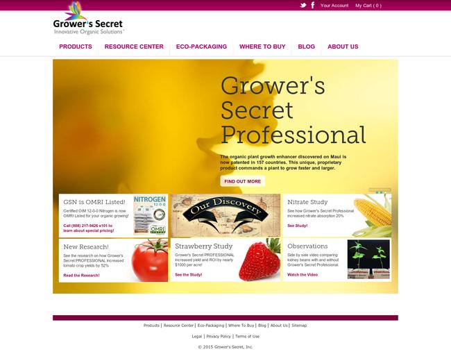 Grower's Secret
