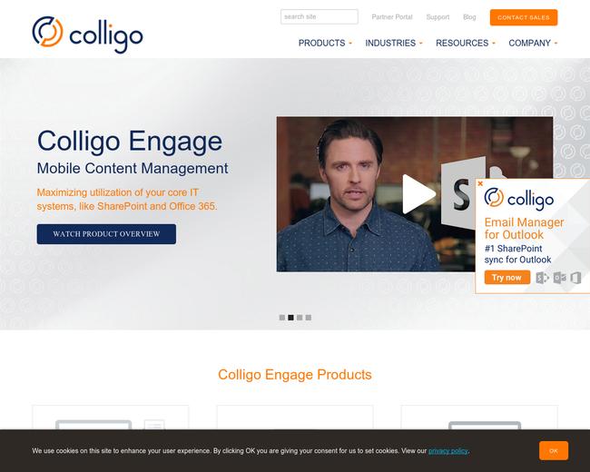 Colligo Networks
