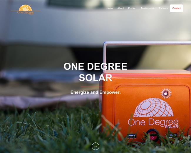 One Degree Solar