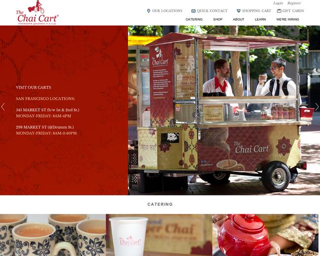 The Chai Cart