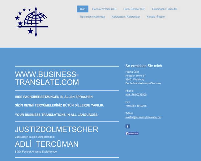 Business Translate