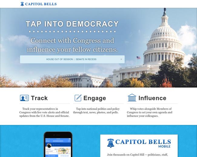 Capitol Bells