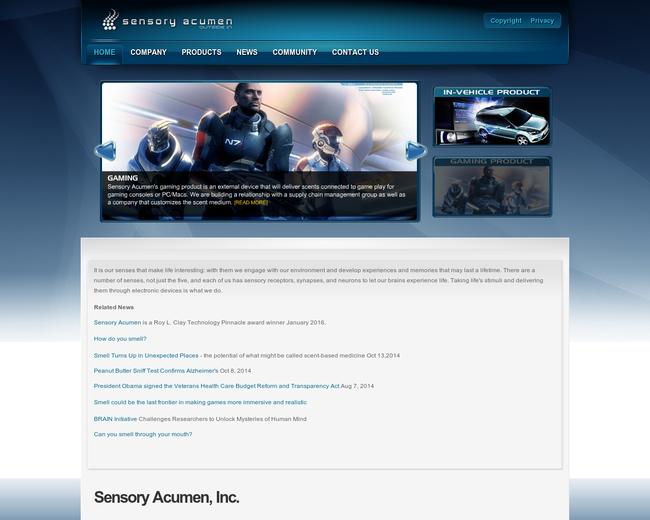 Sensory Acumen