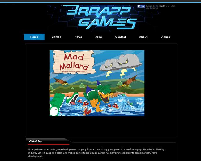 Brrapp Games