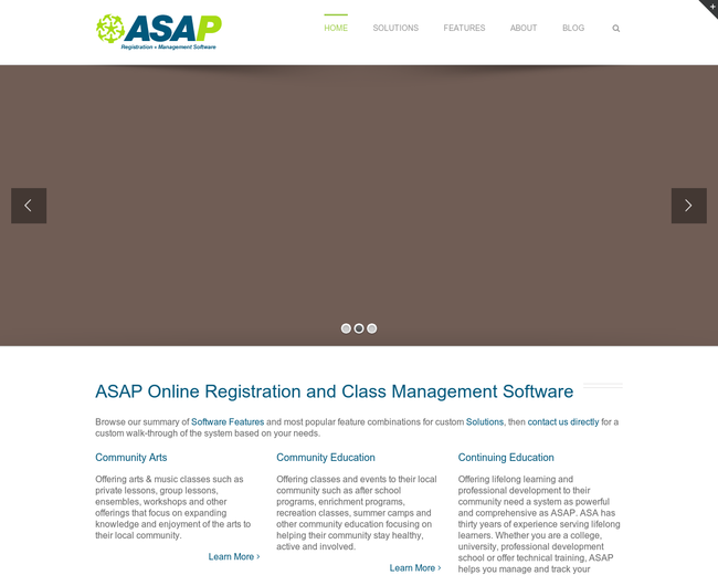 Administrative Software Applications