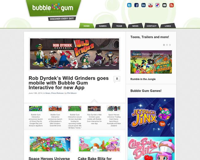 Bubble Gum Interactive