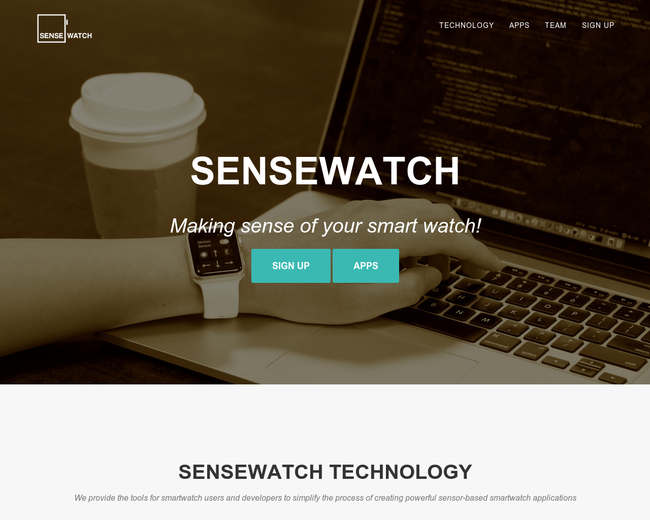 SenseWatch