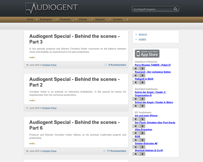 Audiogent