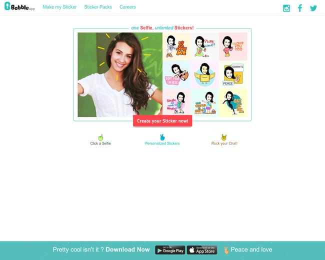 Bobble App