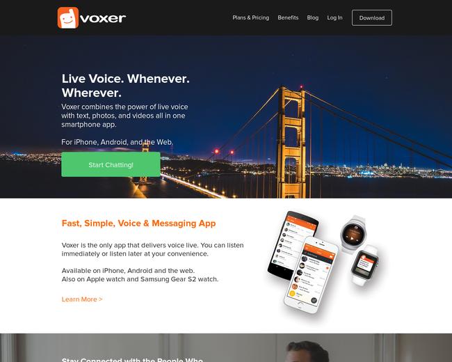 Voxer