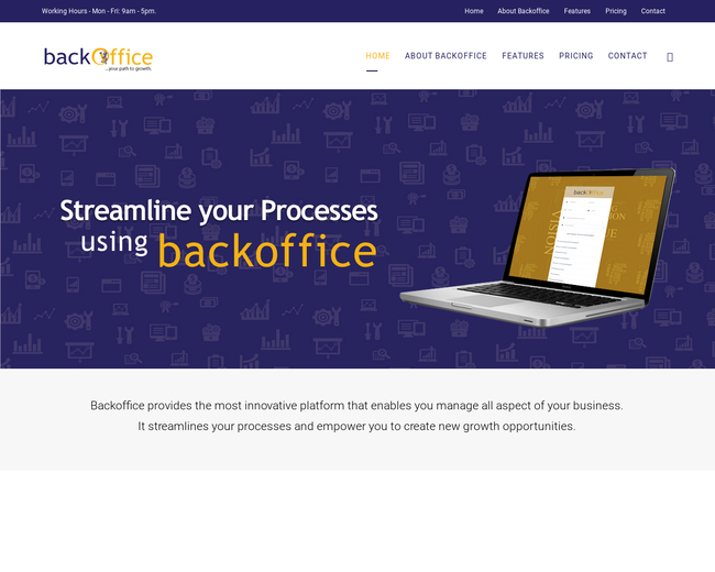 SME BackOffice