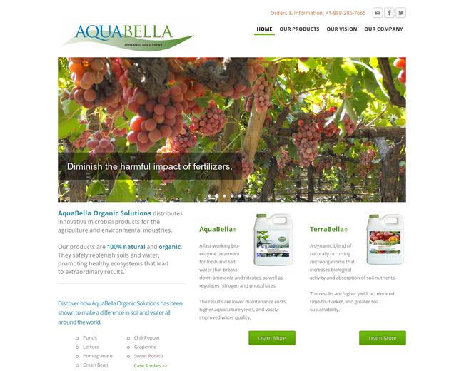AquaBella Organic Solutions