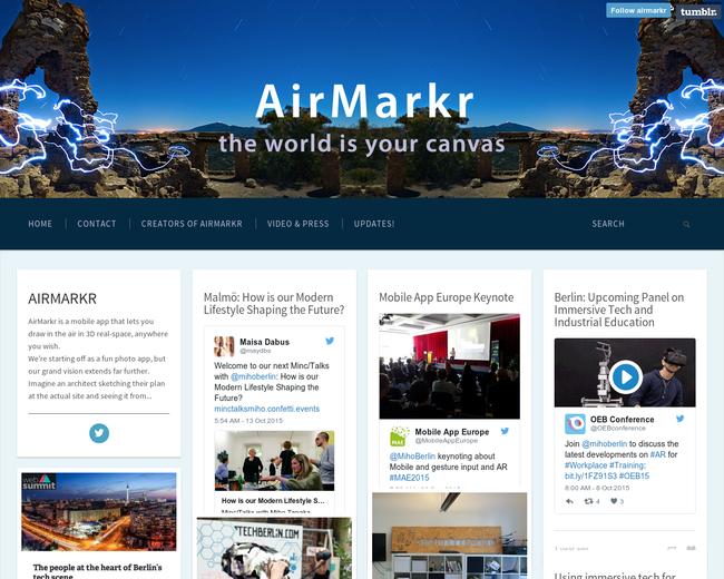 AirMarkr