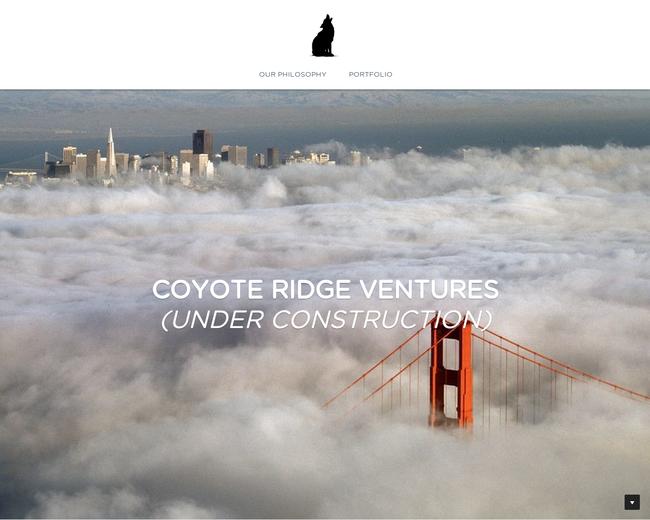 Coyote Ridge Ventures