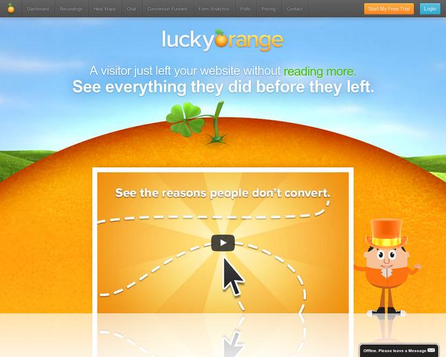 Lucky Orange