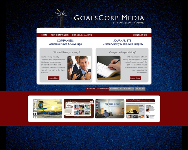 GoalsCorp Media