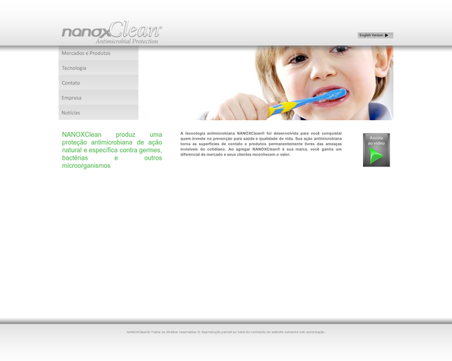 Nanox Intelligent Materials