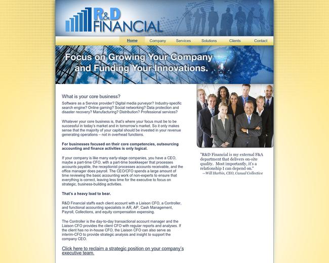 R&D Financial