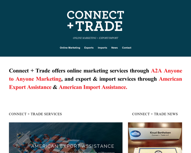 Connect + Trade