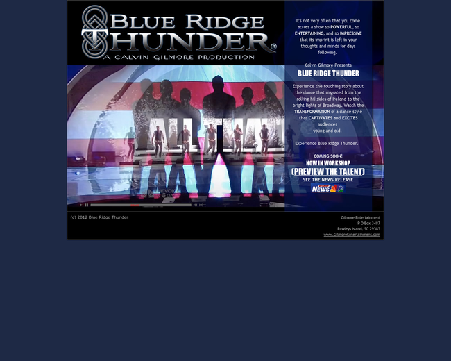 Blue Ridge Thunder