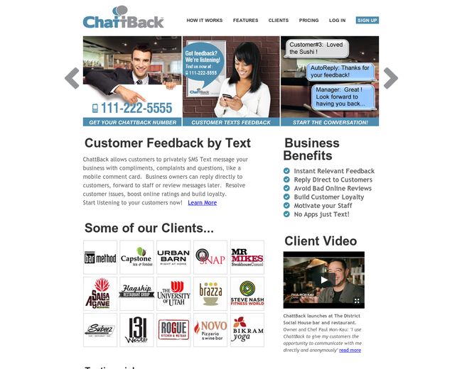 ChattBack