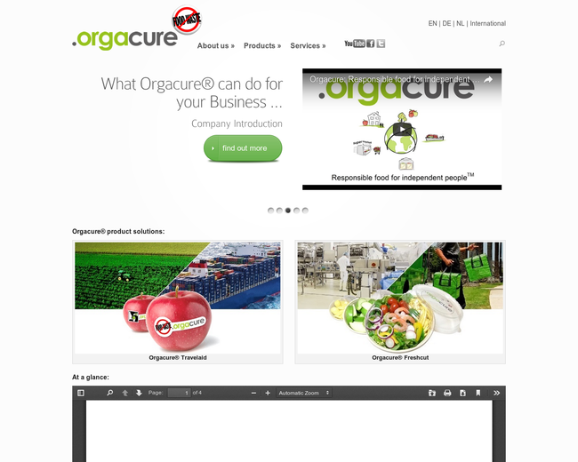 Orgacure