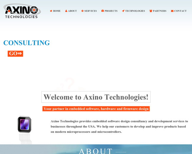 Axino Technologies