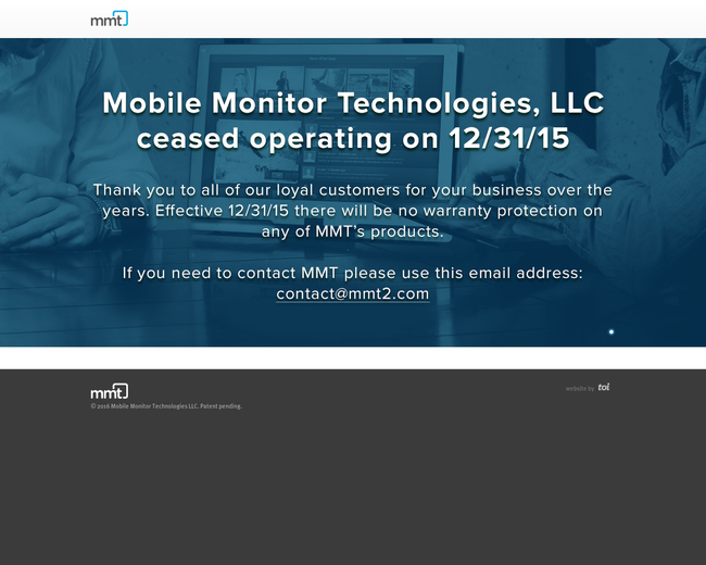 Mobile monitor technologies llc