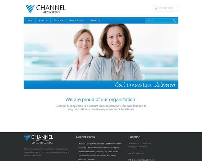 Channel Medsystems