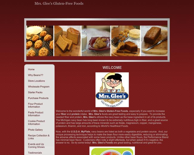 Mrs. Glee's Gluten-Free Foods