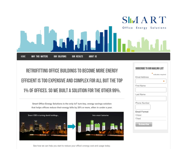 Smart Office Energy Solutions