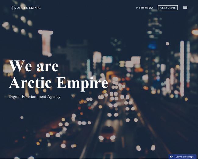 Arctic Empire