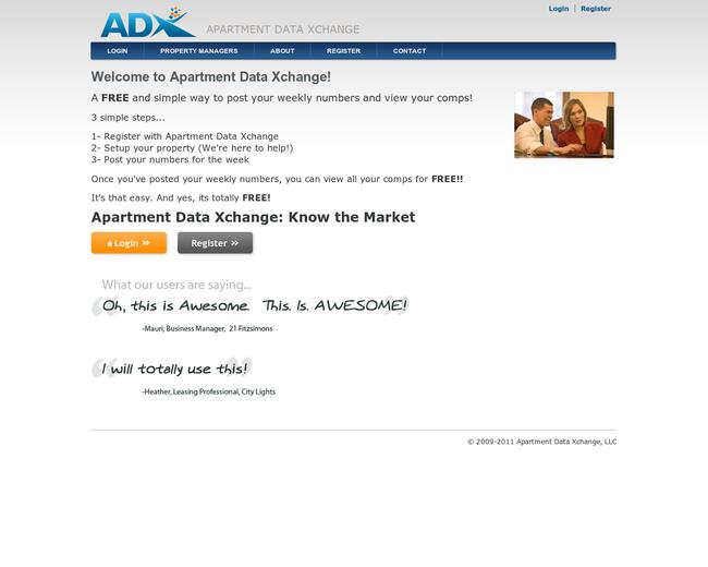 Apartment Data Xchange