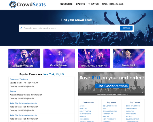 Crowd Seats