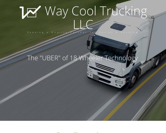 Way Cool Trucking