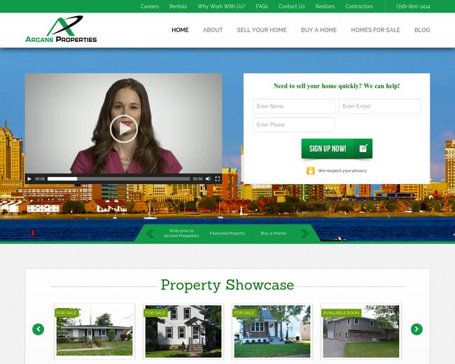 Arcane Properties