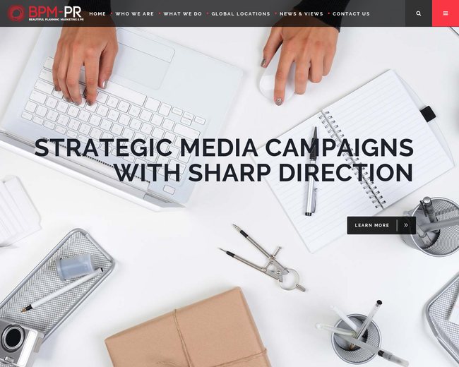 Beautiful Planning Marketing & PR