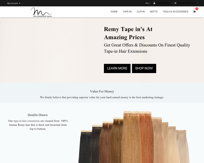 Search Results For Category Hair Extensions On Iterate Studio