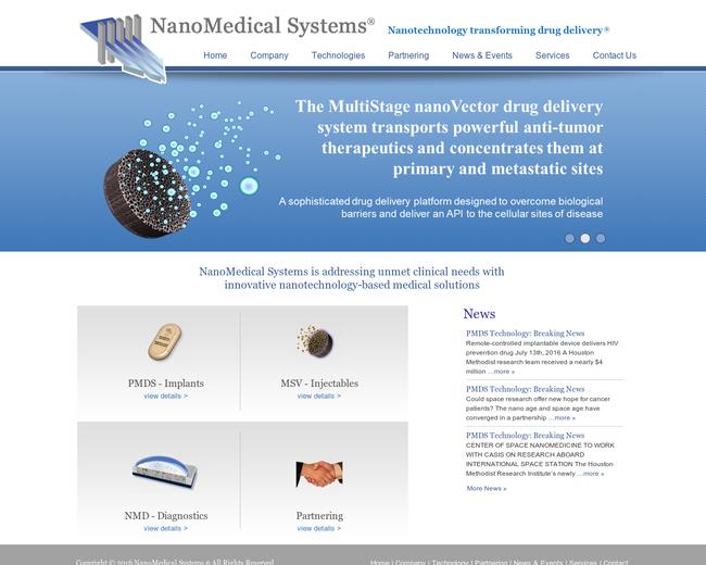 NanoMedical Systems