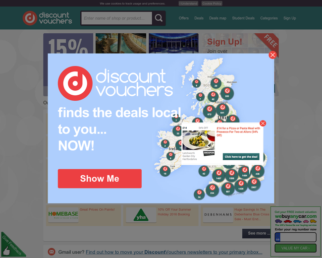 DiscountVouchers.co.uk
