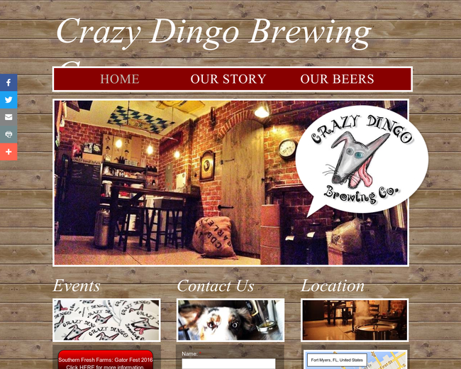 Crazy Dingo Brewing
