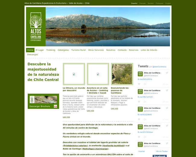 Altos de Cantillana ecoturismo Limitada